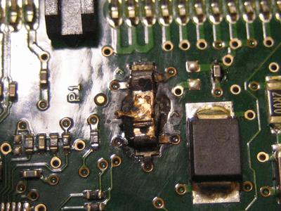 disco-quemado